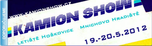 Kamion Show 2012